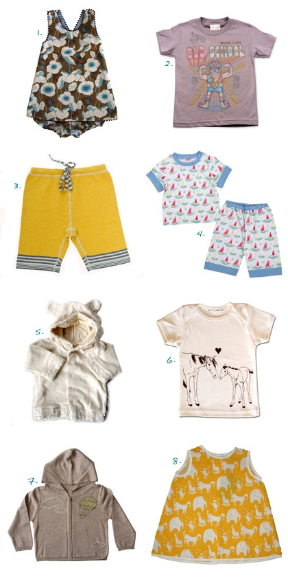 Simple Apparel For Kids