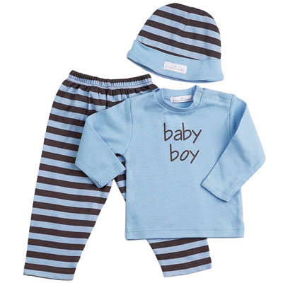 Newborn baby boy clothes for summer