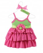 Delicate Baby Clothes For Girls