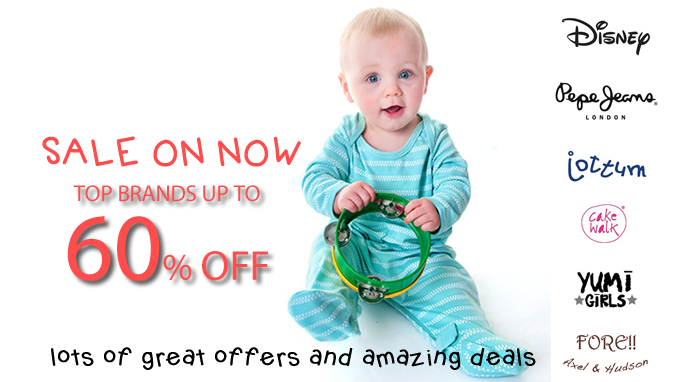 Great Baby Clothes Sale
