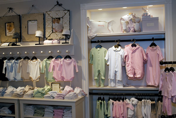 Sweet Baby Clothes Store