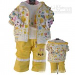 Yellow Baby Clothing Stores Online
