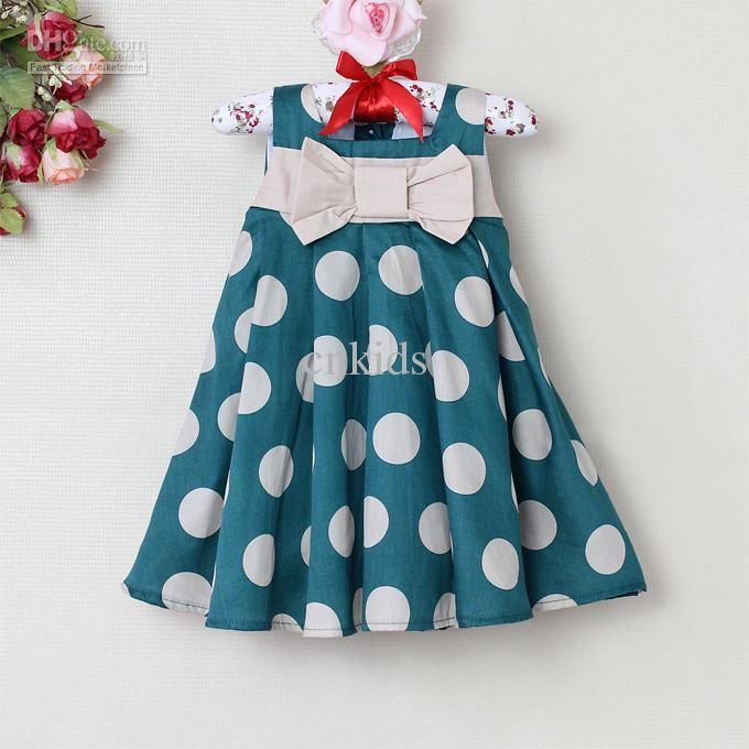 Dots Baby Dresses