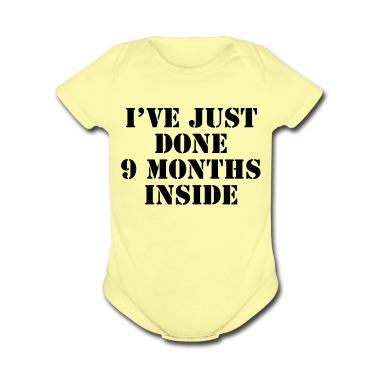 Yellow Baby Shirts