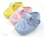 Colourful Baby Shoes