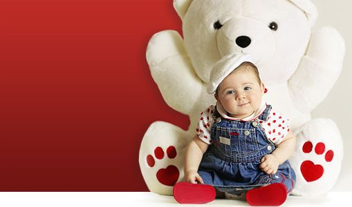 Teddy bear Baby Shop Online