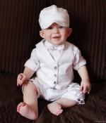 White Boys Christening Outfits