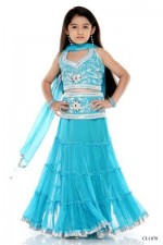 Blue Childrens Wear