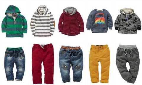 Dazzling Clothes For Boys