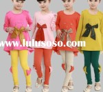 Bright Clothes For Girls