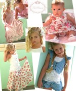 Delicate Clothes Girls