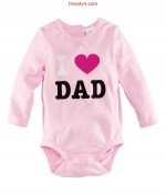 I love dad Cute Baby Clothes