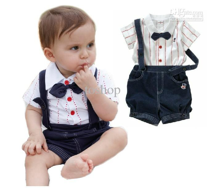 Charming Cute Baby Clothes For Boys
