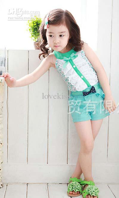 Angelic Cute Kid Clothes