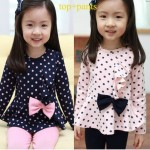 Dots Cute Kids Clothing