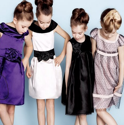 Latest Designer Clothes For Kids