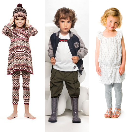 Cool Designer Kids Clothing