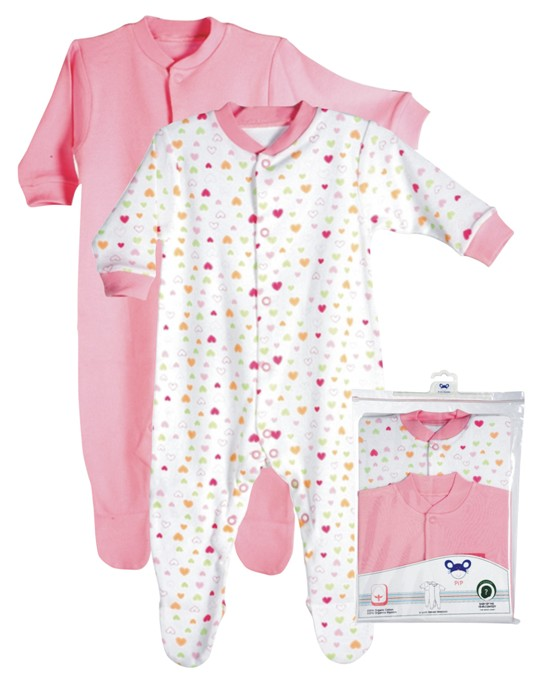 Sleeping Girl Baby Clothes