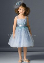 Blue Girls Dresses