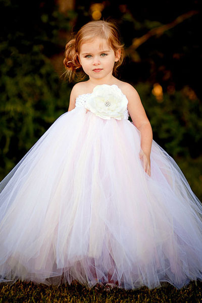 Beautiful Girls Party Dresses