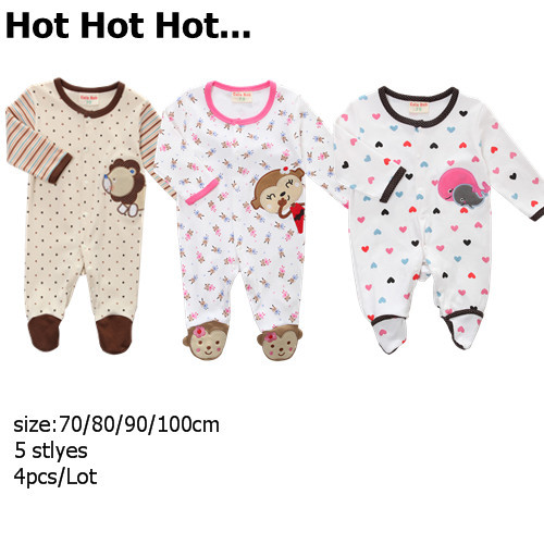 Cute Infant Baby Boy Clothes