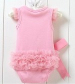Fluffy Infant Baby Clothes