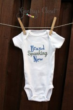 Simple Infant Boys Clothes
