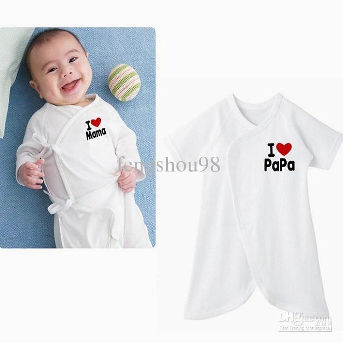 White Infant Clothes For Boys