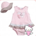 Angelic Infant Girl Clothing