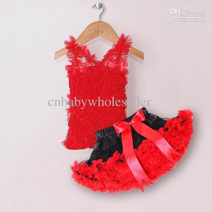 Red Infant Girls Clothing