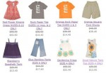 Varieties Kid Clothes Sale