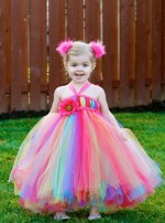 Colorful Kids Dress