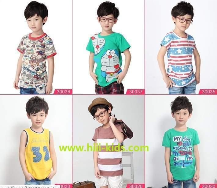 Various Kids Online Clothing