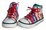 Rainbow Kids Shoes