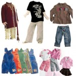 Various Kids Wear