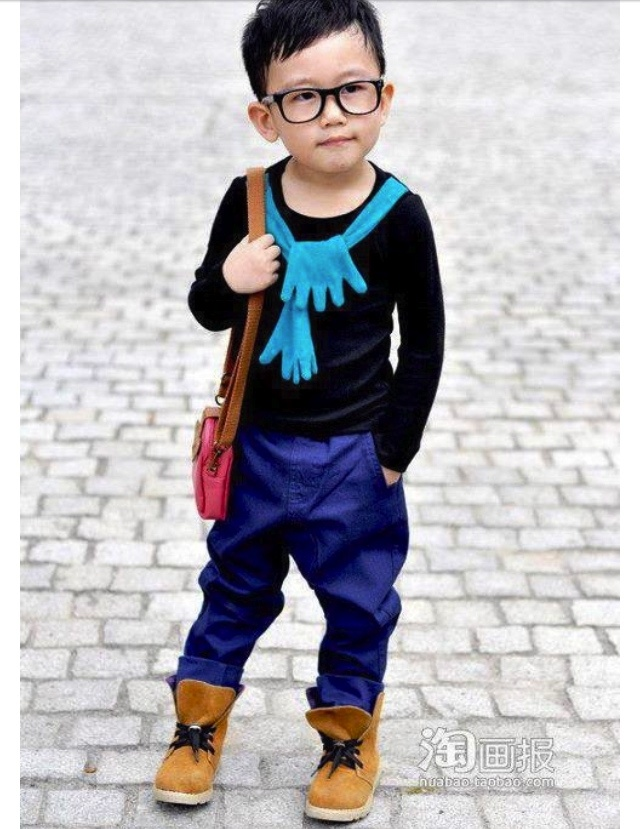 Smart Little Boy Clothes