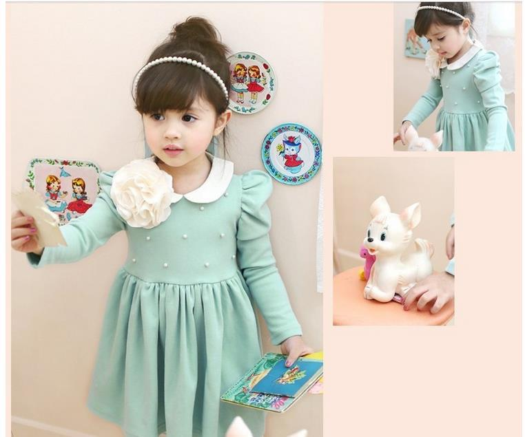 Lovely Little Girls Dresses