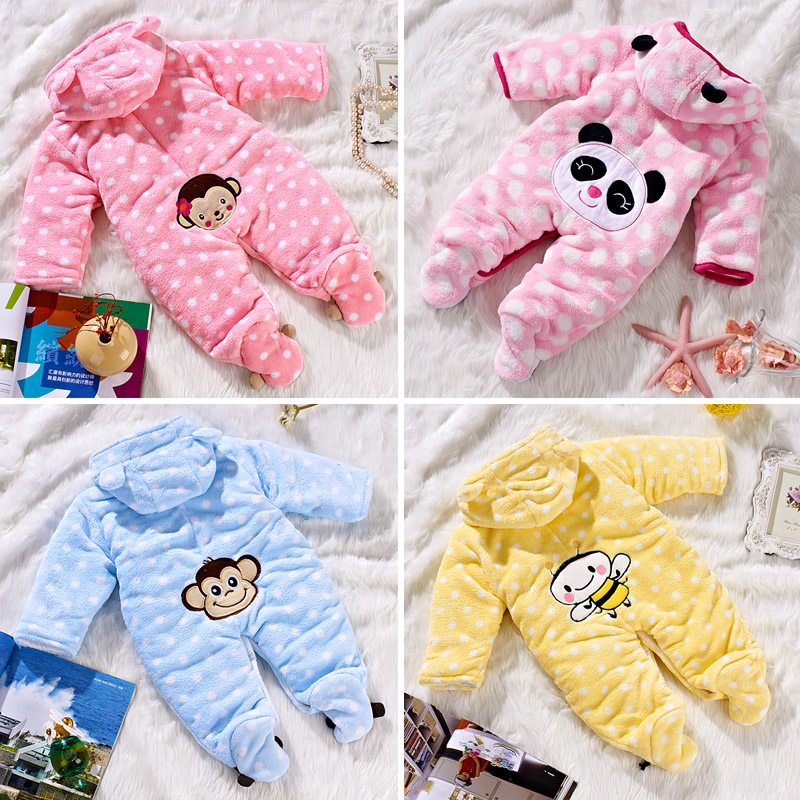 Animals Newborn Baby Clothing
