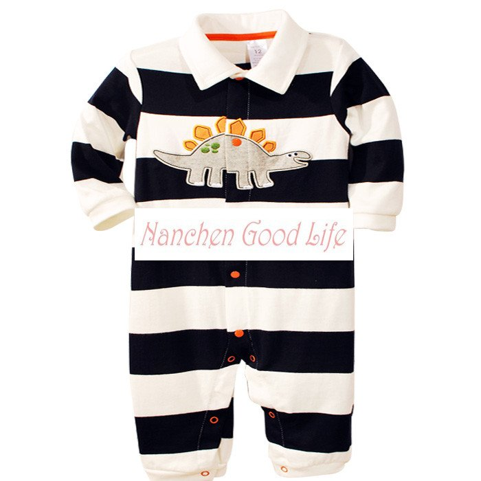 Black White Newborn Boy Outfits