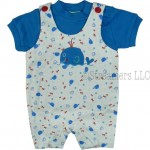 Whale Newborn Boys Clothes