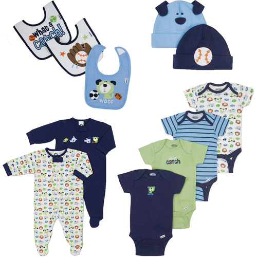 Easy Newborn Clothes For Boys