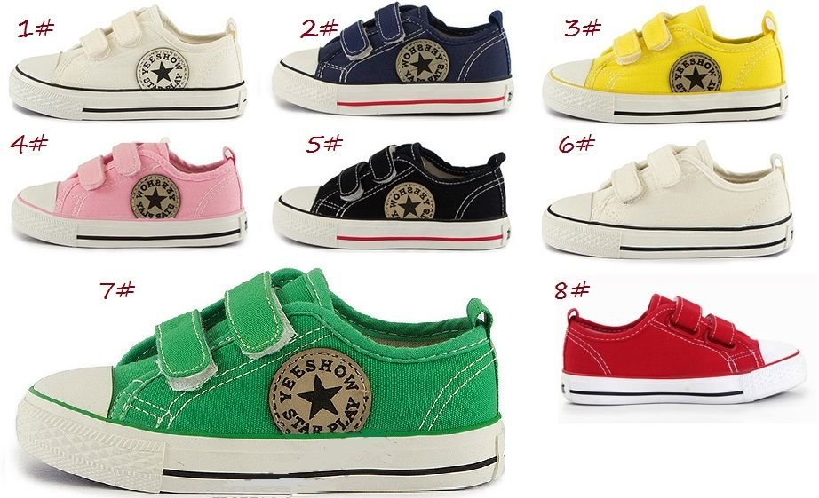 Varieties Shoes For Kids