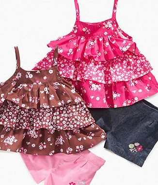 Marvelous Summer Baby Clothes