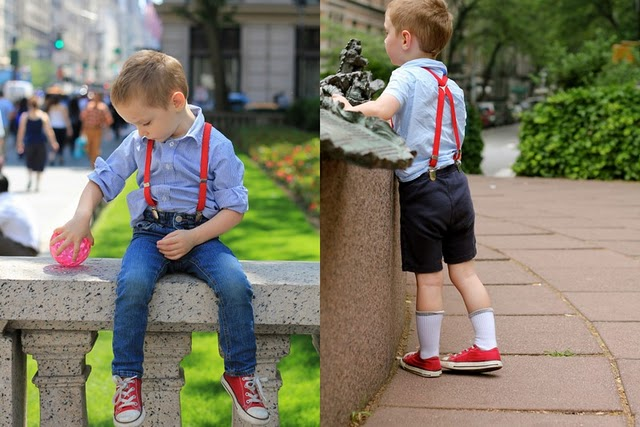 Handsome Toddler Boy Clothing
