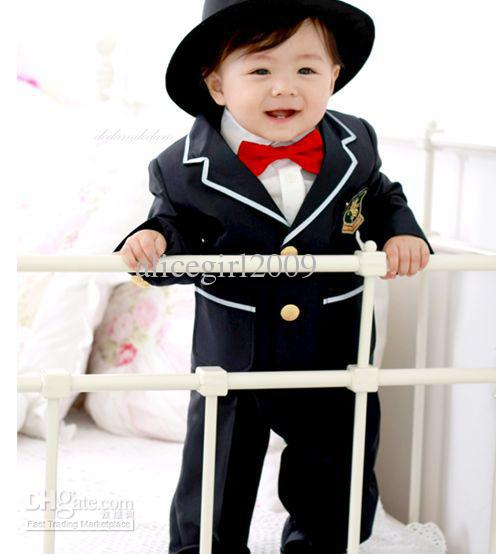Cute Toddler Boys Suits