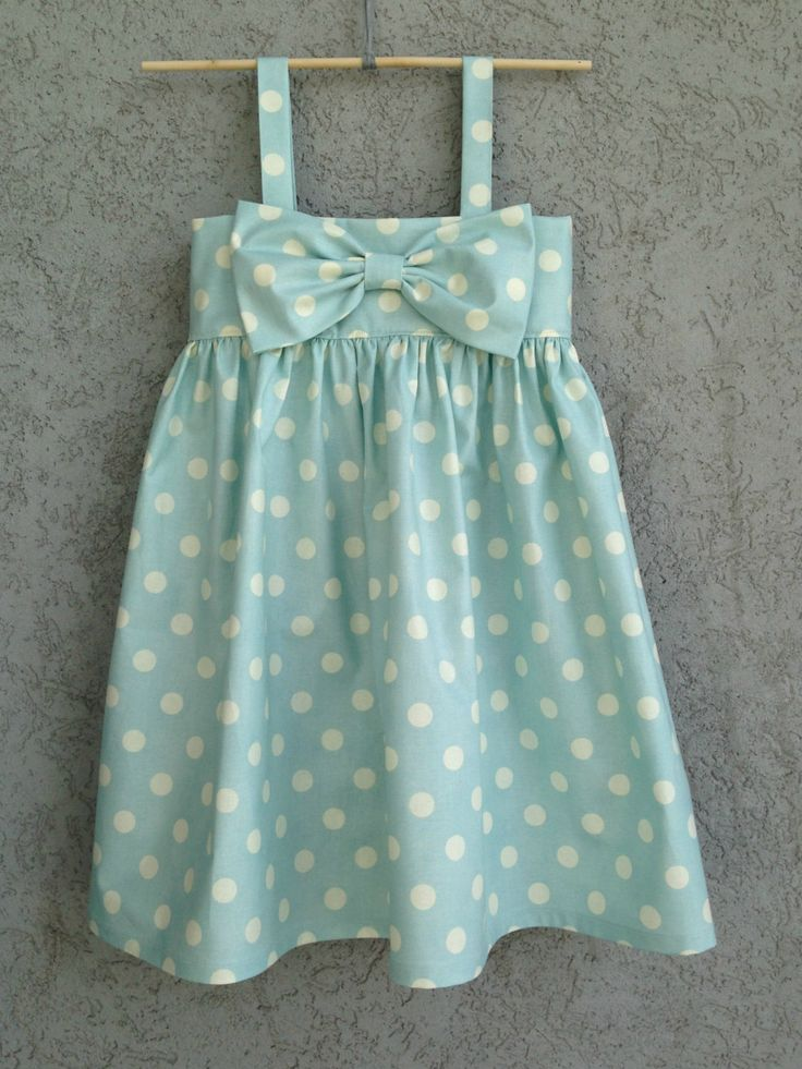 Graceful Toddler Dress