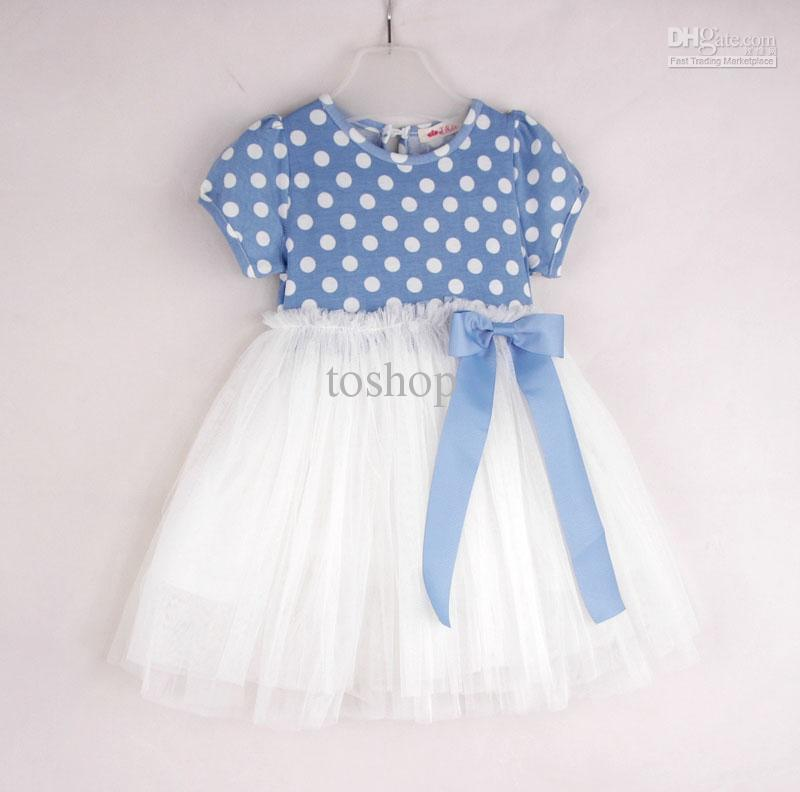 Delicate Toddler Girl Dresses