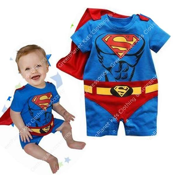 Superman Toddler Kids Clothing