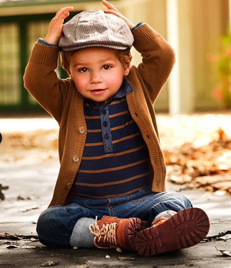 Outdoor Toddler Outfit