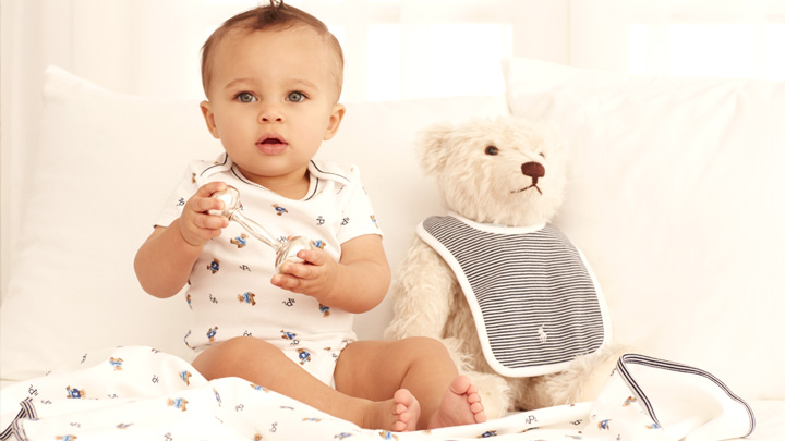 Simple Comfy Baby Boys Clothes